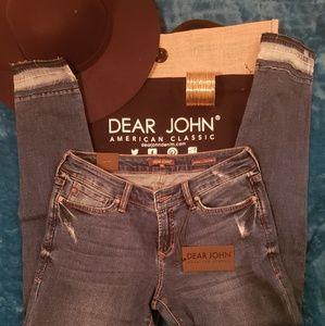 Dear John Joyrich Comfort Skinny Jean